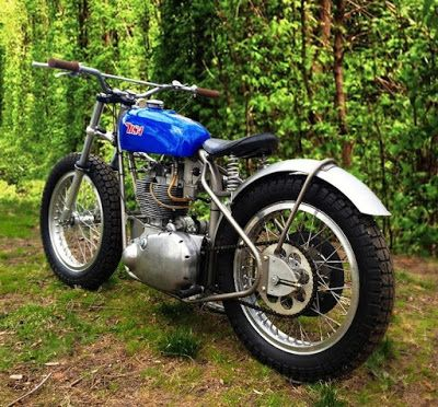 Motos Antigas : BSA Star Gold