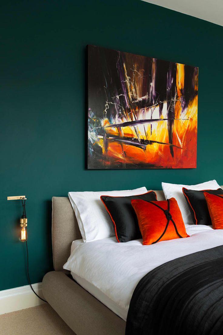 A Single Man Bedroom....: industrial Bedroom by FADI CHERRY | design studio