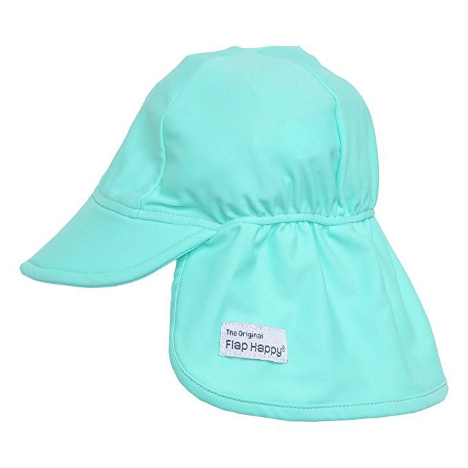 901846071 Flap Happy Baby and Childrens Swim Flap Hat UPF 50+, Highest ...