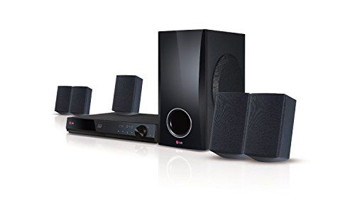 Enjoy the best of the Internet direct to your TV with LG's BH5140S home theater system and the built-in Wi-Fi. And, with #LG Apps download additional apps to mak...