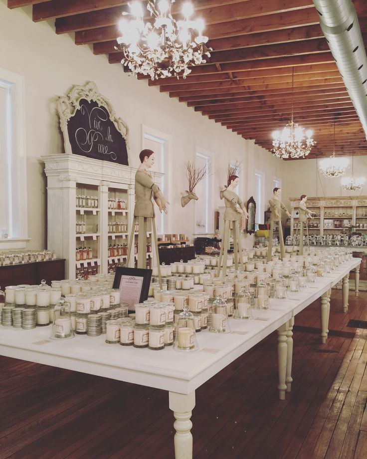 Everyday candles at Pure Home Couture