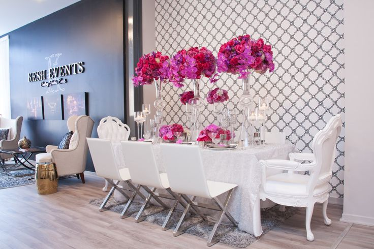 Kesh Events, a award winning chicago wedding planning and design company celebrated the Grand Opening of our boutique located in Lincoln, park, chicago, il
