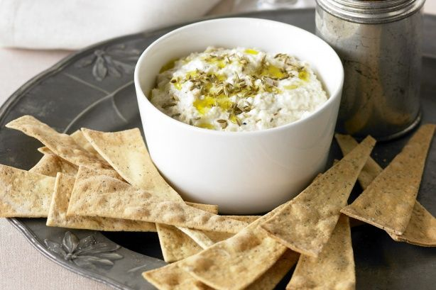 Fragrant fennel shines in this creamy, cheesy dip, perfect for cooler weather entertaining.