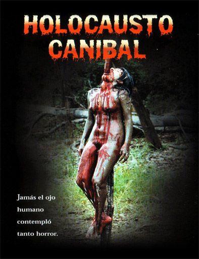 Poster de Cannibal Holocaust (Holocausto caníbal)