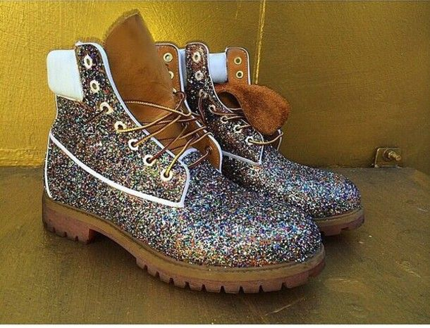 Champagne GOLD glitter timberlands | Stuff to Buy | Pinterest | Gold  glitter, Timberland and Champagne