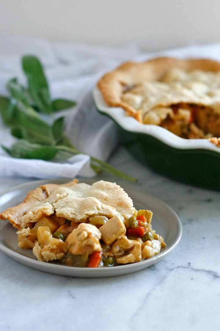 Vegan Pot Pies on Pinterest | Pot Pies, Vegans and Vegan Biscuits