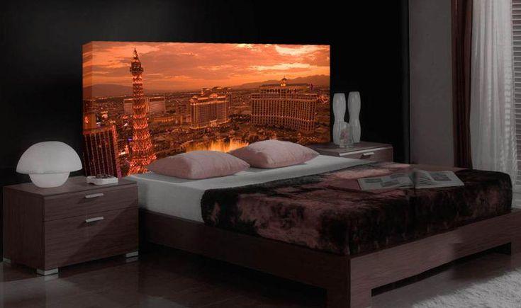 13 besten led beleuchtete kopfenden f r betten bilder auf. Black Bedroom Furniture Sets. Home Design Ideas