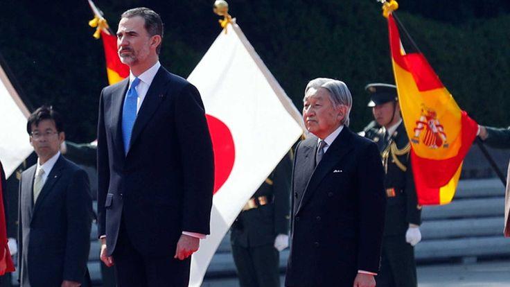 Japón y España potenciarán sus intercambios económicos ante la buena coyuntura | http://www.losdomingosalsol.es/20170409-noticia-japon-espana-potenciaran-intercambios-economicos-ante-buena-coyuntura.html