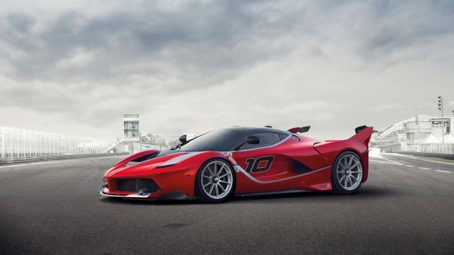 Ferrari Named Its New Car After Explicit Coitus And That's FxxKing Great