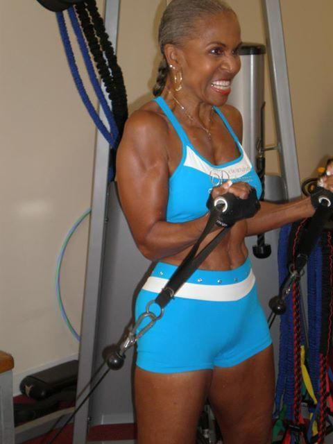 Meet the 80-year-old bodybuilder who started working out at 56 | The Independent
