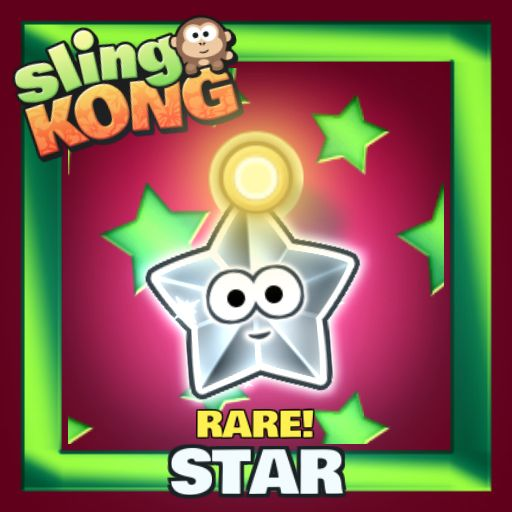 I GOT THE STAR!!!