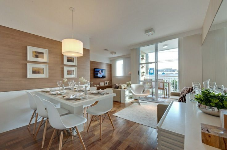 Sala De Jantar Branca Pequena ~ Mesa de Jantar quadrada com cadeira EAMES  jantar  Pinterest  Eames