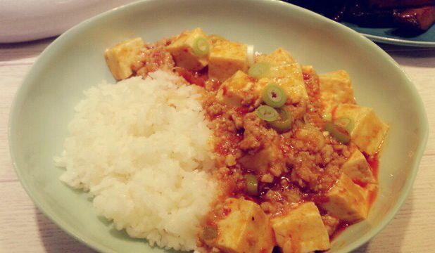 [1.15 배우고 싶은 인기 가정 요리] 매운 마파두부 덮밥
