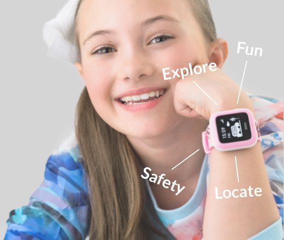 This clever GPS Locator is a Phone and Smartwatch too.
