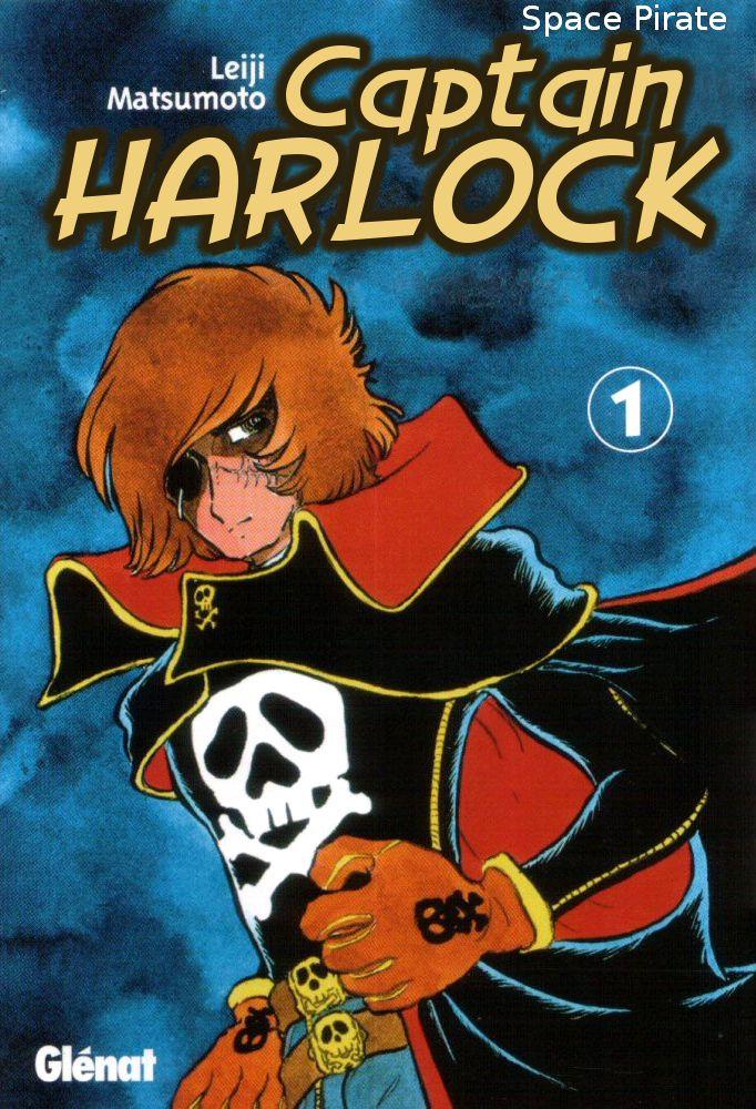 Capitan Harlock - Leiji Matsumoto
