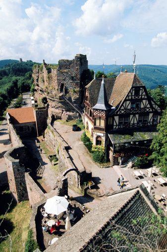 Château de Haut-Barr ~ Saverne ~ France