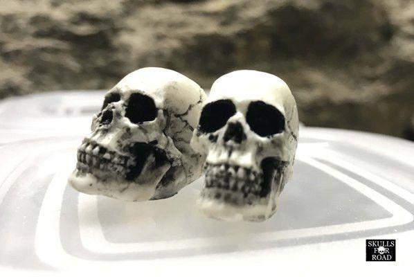 2Pcs Skull Air Valve Stem Caps Ventil Kappe Skull Ventilkappen Skulls for Road   | eBay