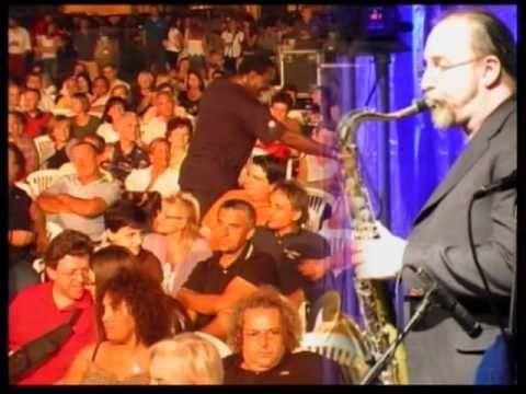Larry Ray & Long's Valley Blues Band 08/16 - Georgia.avi