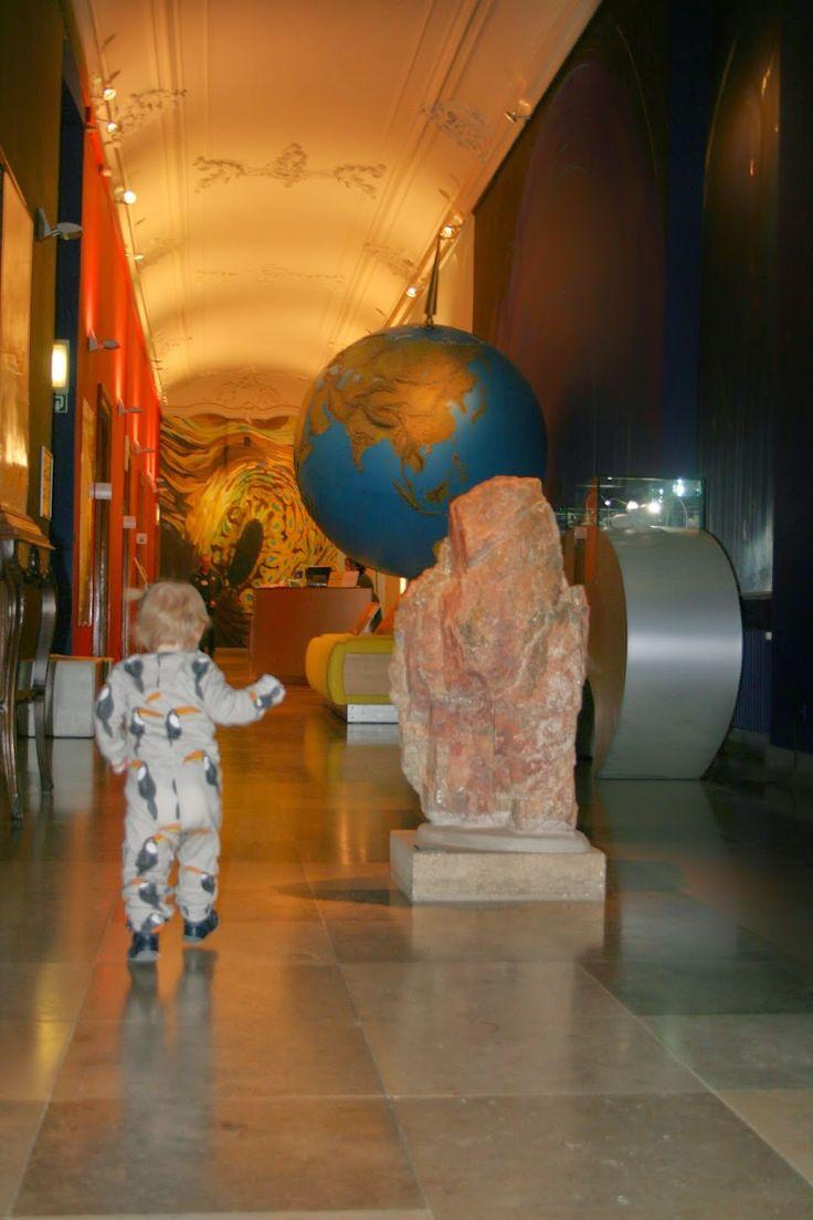 Kina, natuurmuseum voor kinderen, Gent