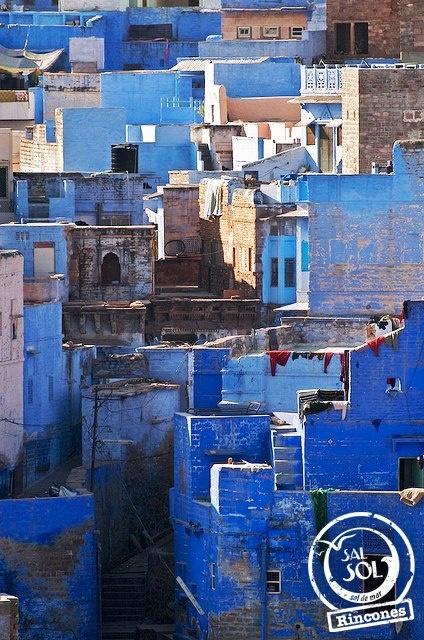 Un rincón del mundo llamado... Jodhpur, India