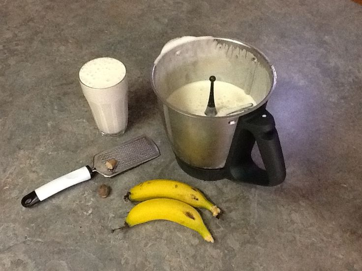 Recipe Old Fashioned Milkshake - Recipe of category Drinks