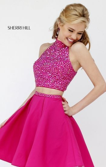 Vamos de fiesta: Exclusivos vestidos juveniles de fiesta