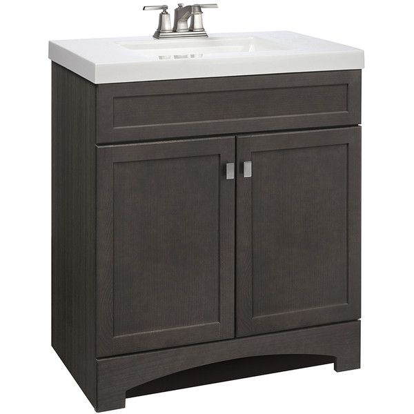 Best 25 Lowes Bathroom Vanity Ideas On Pinterest  Industrial Impressive Bathroom Vanities At Lowes Design Decoration