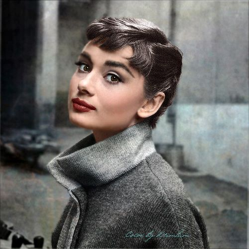 Audrey Hepburn 1953 | Flickr - Photo Sharing!