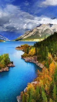 Abraham Lake (66 pieces)