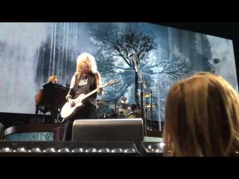 Stevie Nicks LIVE Edge of Seventeen, front row, Columbia South Carolina....