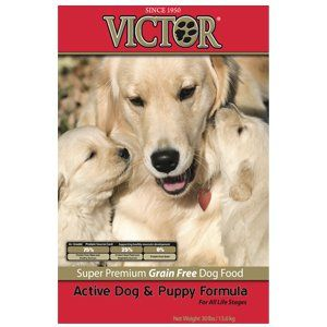 Victor Grain Free Active Dog and Puppy For All Life Stage Dry Dog Food   Pet Food Direct