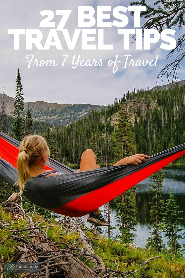 27 Best Travel Tips for couple and adventure travellers based on 7 Years Traveling the World | The Planet D Adventure Travel Blog
