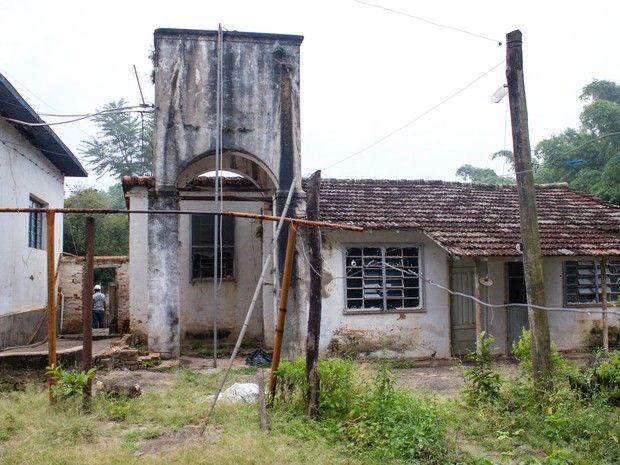 Casarão onde nasceu Tarsila do Amaral é restaurado em Rafard 3 (Foto: Laila Braghero/G1)