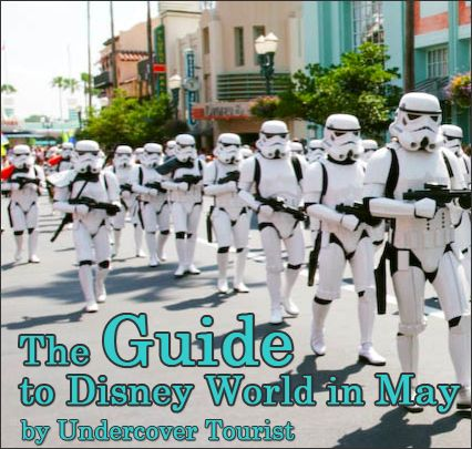 The Guide to Walt Disney World in May by Undercover Tourist (@Donna Suh Wageman Tourist). #Disney #Disneyworld