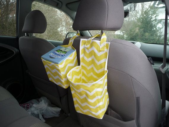 Kaaachew Car Tissue Holder and Trash-Toy-Gadget Caddie ...