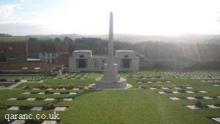 War Graves Memorials