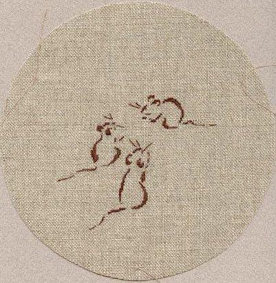 Trois souris