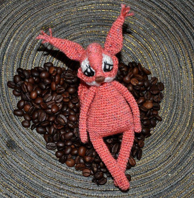 Squirrel Amigurumi (4) by Faurik.deviantart.com on @DeviantArt