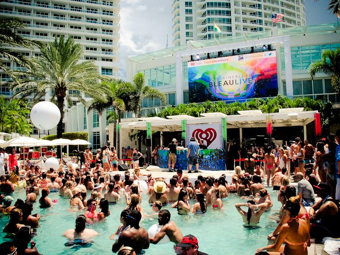 Ultimate Pool Party, Miami, Florida