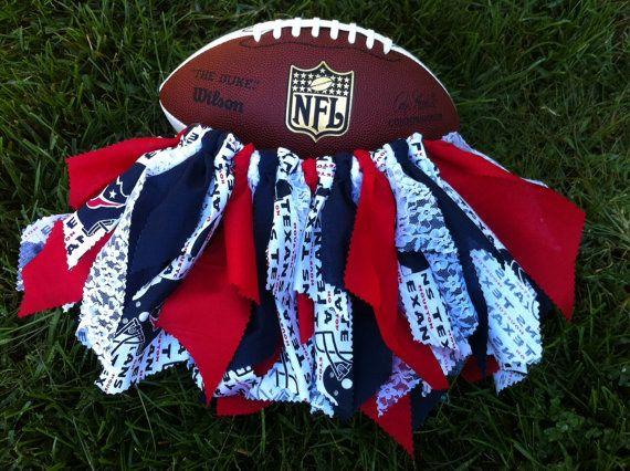 TuToo Cute Tutu - NFL Houston Texans Cheerleader Tutu- Unique & Handmade on Etsy, $32.00