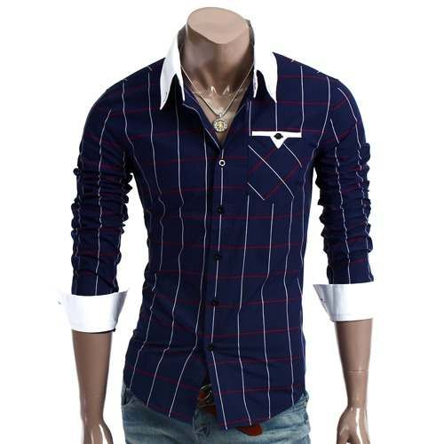 Camisas para Hombres Fashion1