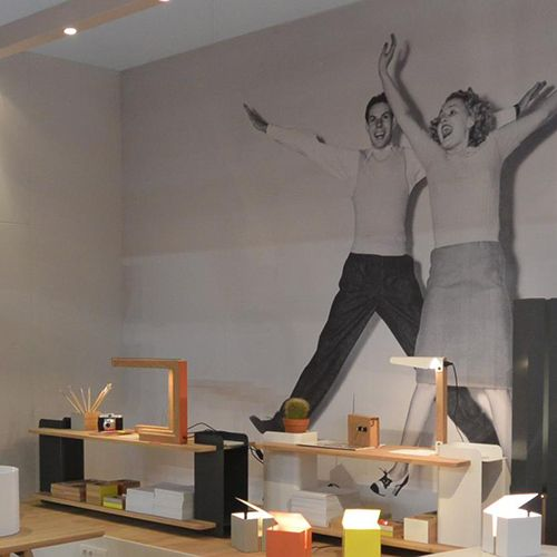 Merlin Rack mueble Televisión - UNIVERSO POSITIVO :: Moises Showroom