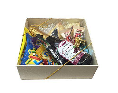 Happy Purim Chocolate Lovers Gift Basket