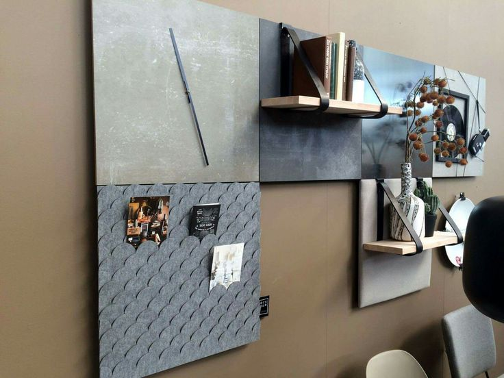 Dock four stylepads. Available @ Van der Vlist Interieur Alblasserdam NL