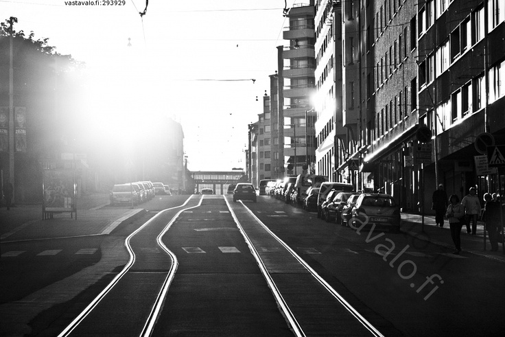 Toinen linja Kalliossa - Kallio Helsinki