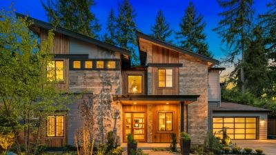 From modern masterpieces to 5-Star Built Green homes, we've rounded up the Pacific Northwest's most beautiful houses and how to get the look in your own home.1. Modern RetreatAn award-winning Winthrop home by famed local architect Tom Kundig balances big valley views with intimate spacesBy Sheila Cain; Photographed by Ed Sozinho
