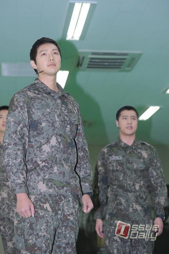 Ji Hyun Woo 지현우  Gala : December 27 2012 — The Promise (Musical)