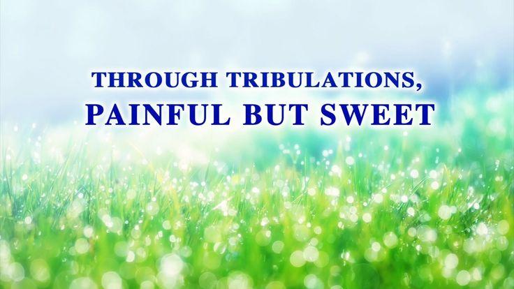 "God's Word Gives Me Faith   Short Film ""Through Tribulations, Painful bu..."