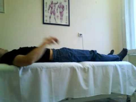 Cvičení proti bolení zad - YouTube
