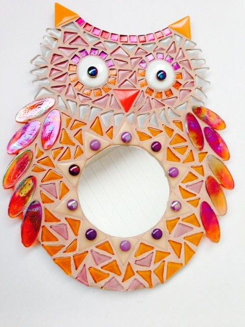 KIT   Peachy Owl No Cutting Need...Take A Look Into This Furry